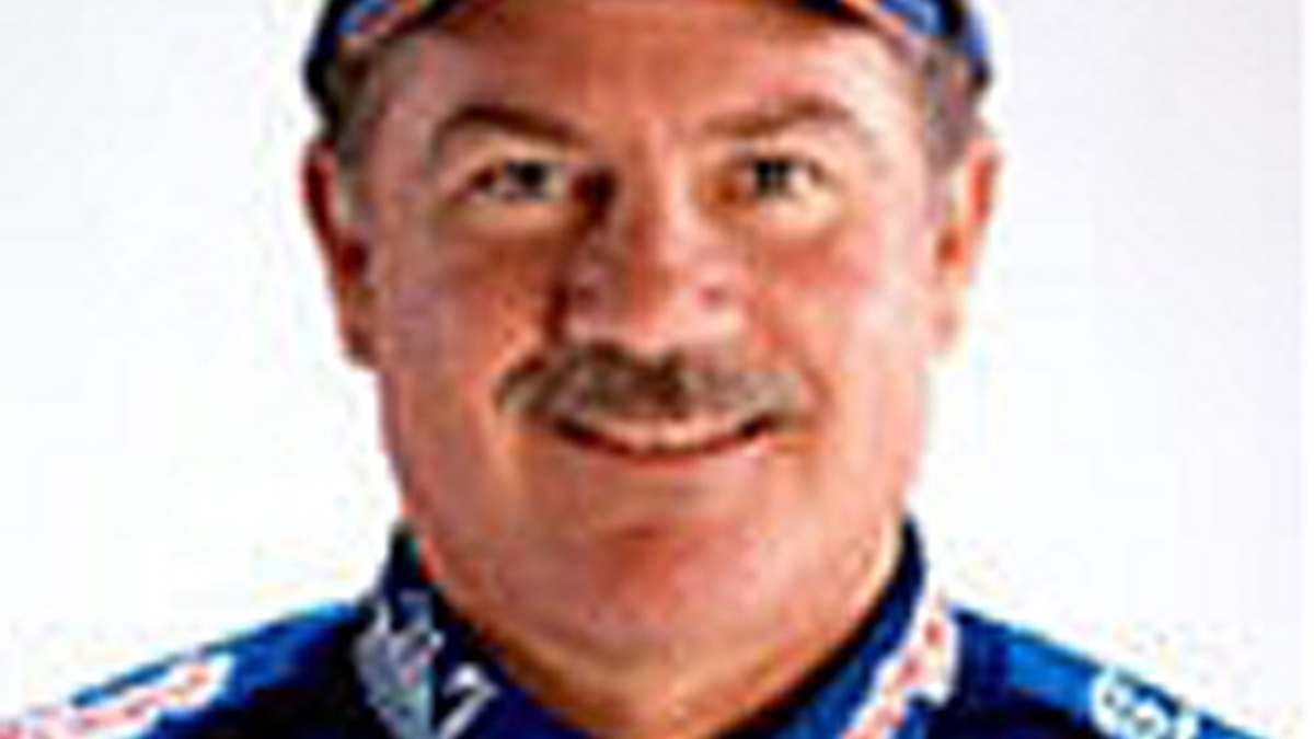 Labonte to Sign for Charity at Indy