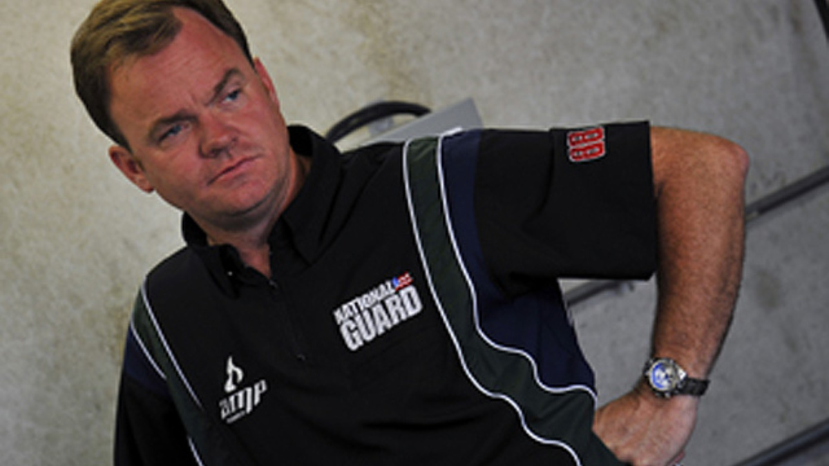 Lance McGrew named full-time crew chief for Dale Earnhardt Jr.