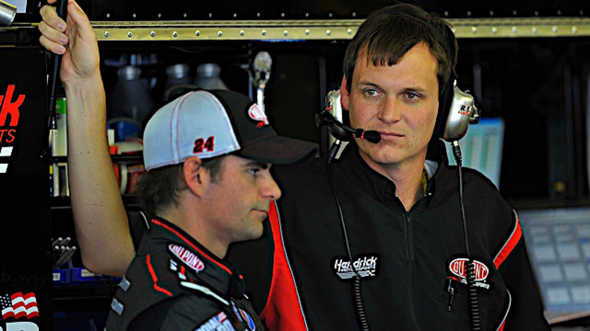 Letarte signs contract extension with Hendrick Motorsports