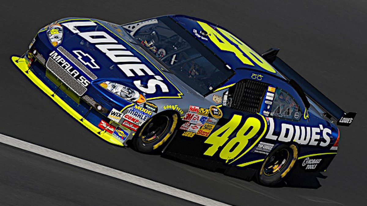 Lowe's and the No. 48 team rev up 'Racing for Relief' in July