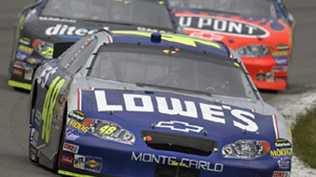 Lowe's to Honor 20th with 'Days of Thunder' Broadcast
