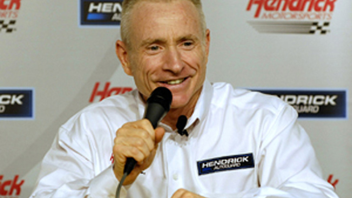 Mark Martin to Drive No. 5 Busch Series Chevys in 2007