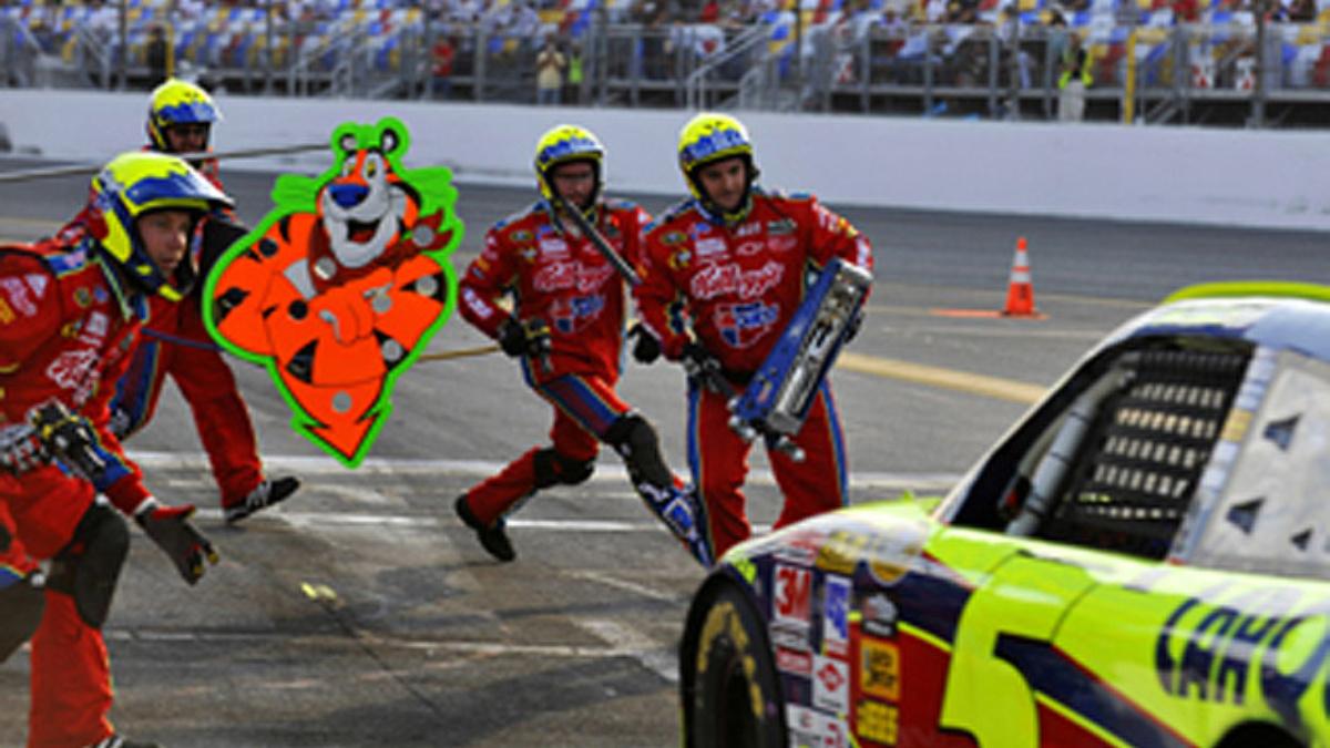 Martin ready to race Impala at Bristol