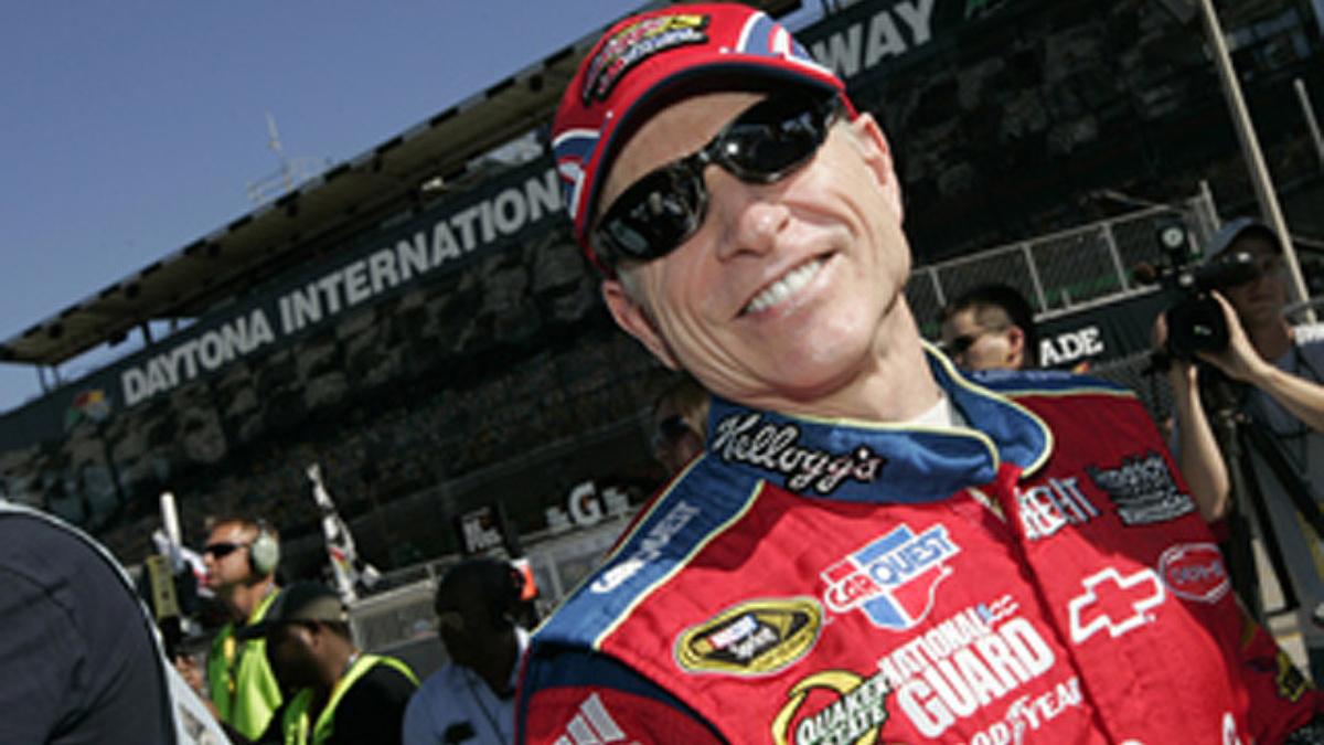 Martin to make 1,000th NASCAR start