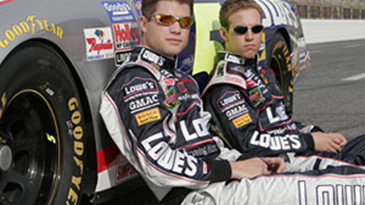 Meet the New Faces of Team Lowe's Racing