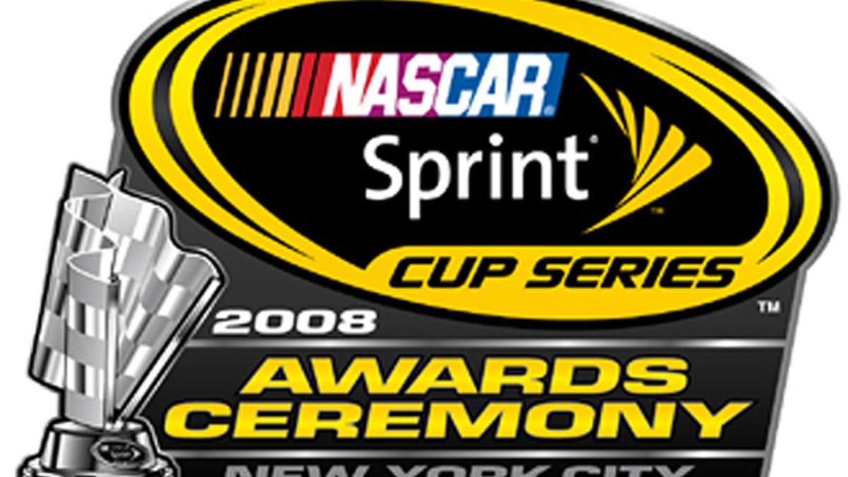Bowman Auto Center >> NASCAR Sprint Cup Awards Banquet live on ESPN Classic
