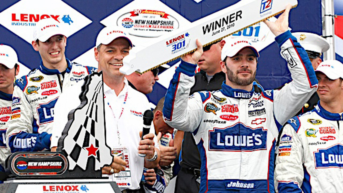 New Hampshire recap: Johnson wins