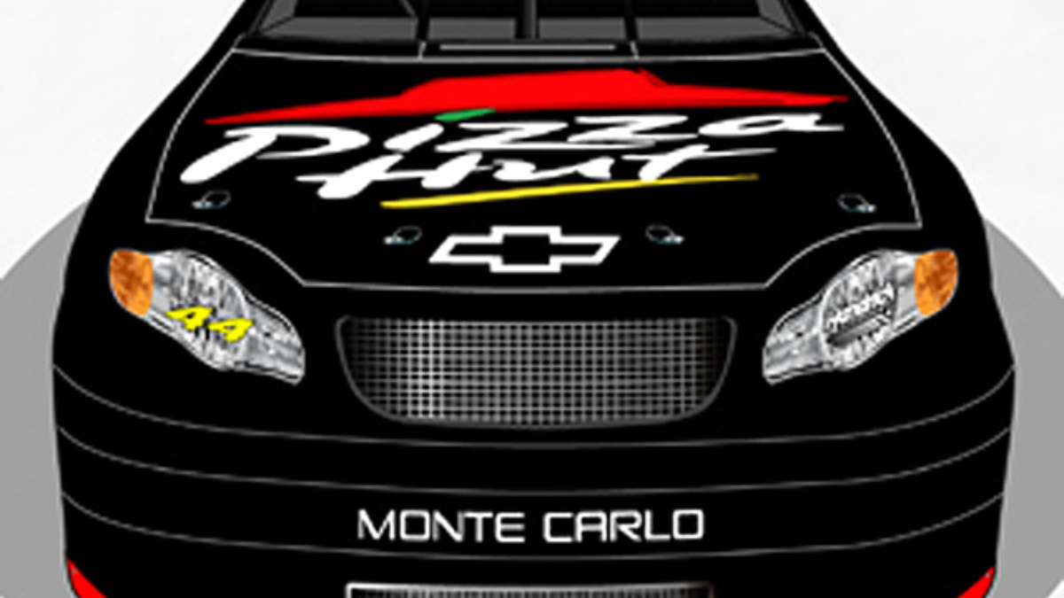 Pizza Hut to Sponsor Labonte, Vickers in 2005