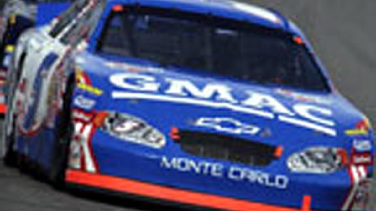 Rain Hampers GMAC Racing at Michigan