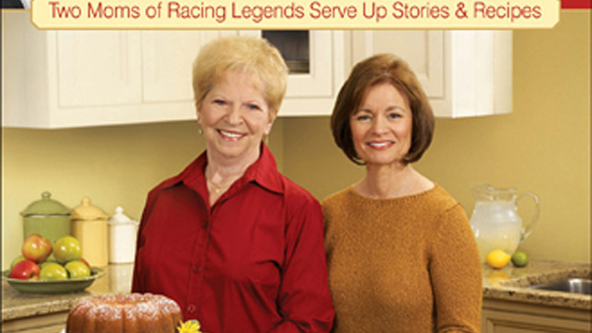 Recipes from the mothers of racing legends