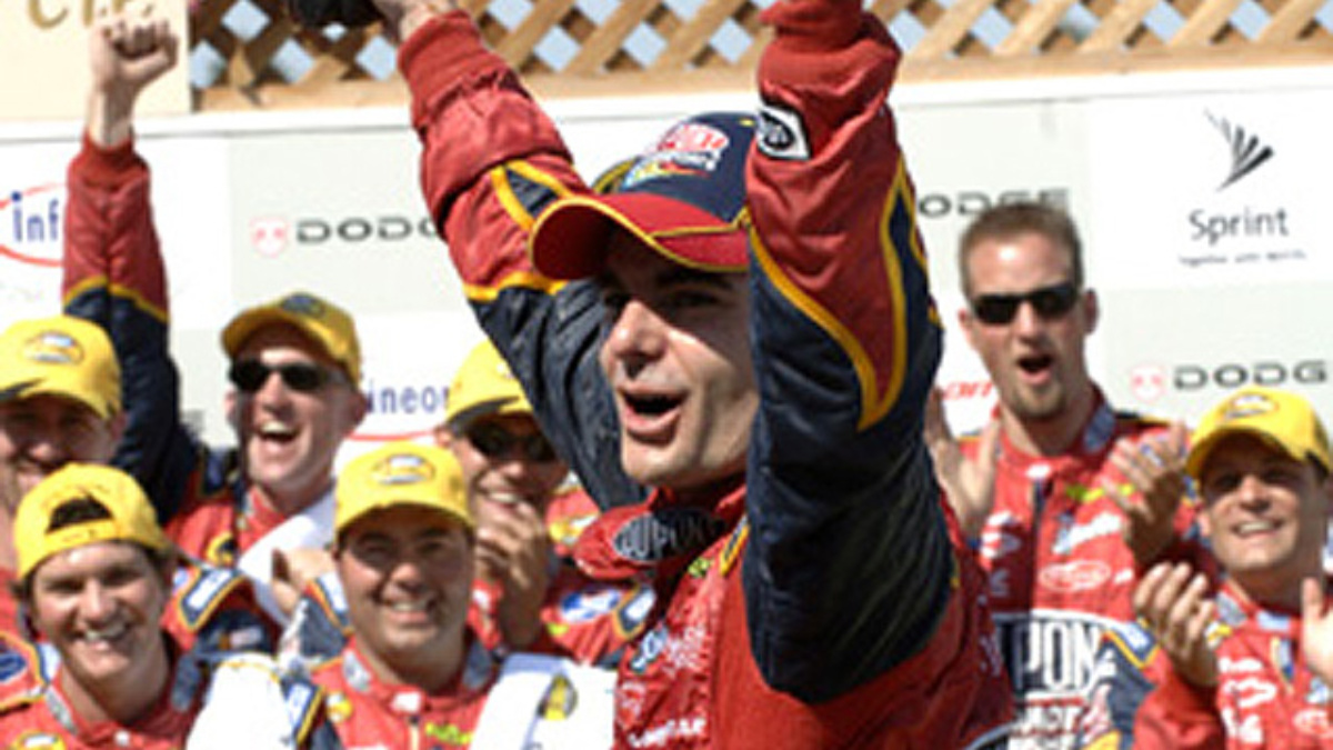 Road Warriors: Gordon, Team DuPont Win at Infineon