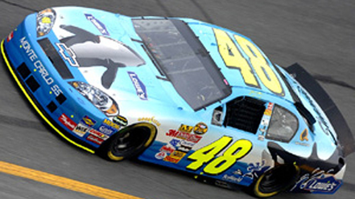Shamu to Make Big Splash at Daytona