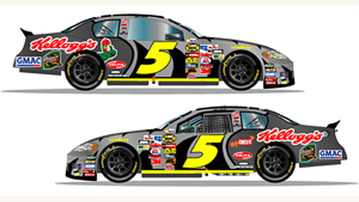 special paint schemes for october races at lowe s hendrick motorsports