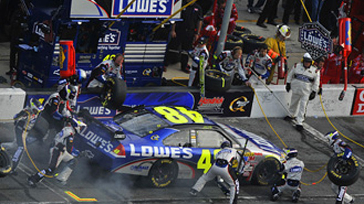 Talladega recap: Johnson, Earnhardt finish in top 11