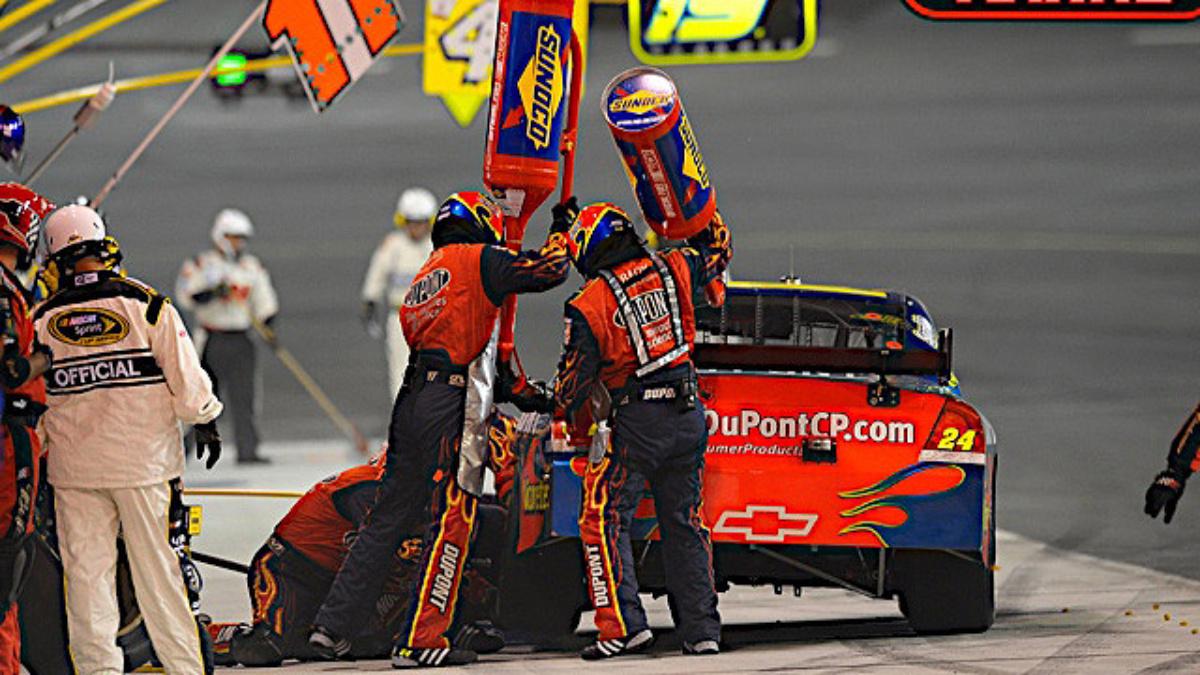 Team DuPont crew members win big