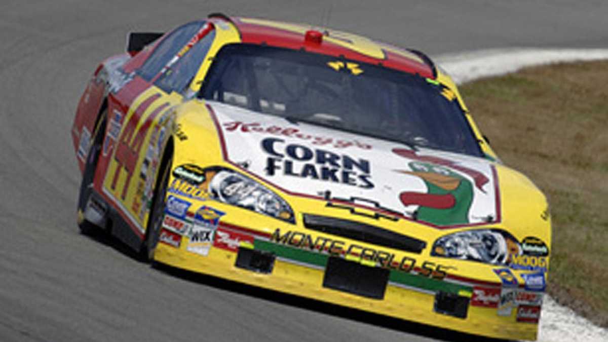 Terry Labonte Set for Final California Run