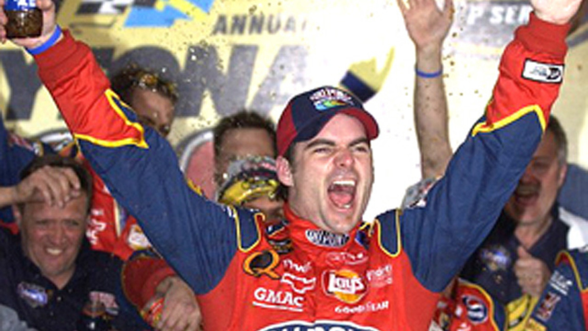 Three and Counting: Gordon Wins Daytona 500