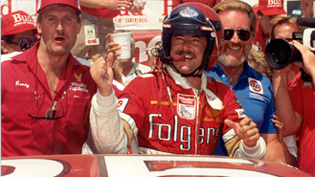 Tim Richmond featured Tuesday night in ESPN's '30 for 30'