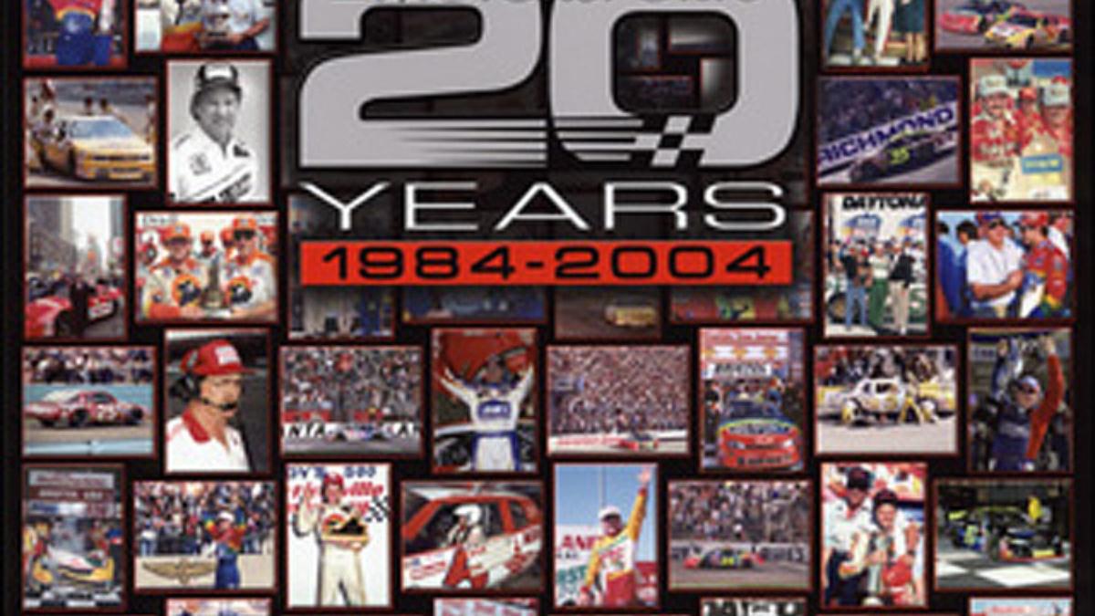 'Twenty Years' Book Details Two Decades of Hendrick