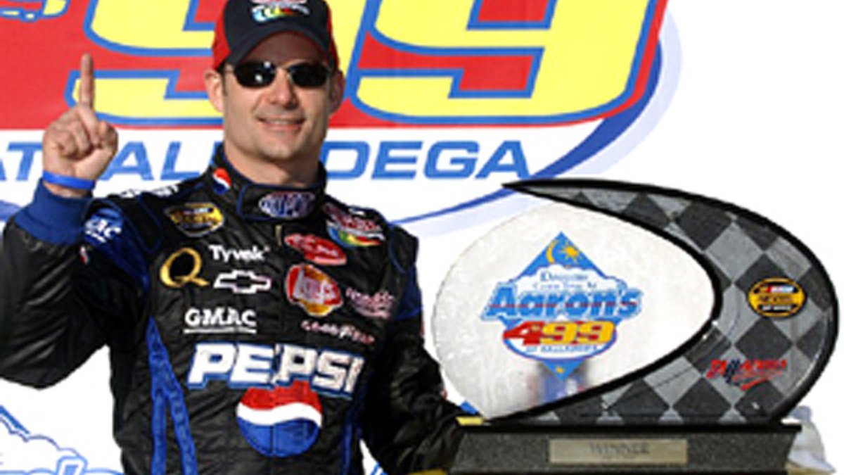 Unrestricted: Gordon, Team DuPont Dominate at 'Dega