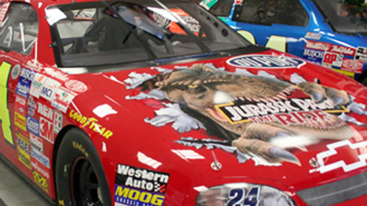 Updated exhibits, merchandise in Hendrick Motorsports Museum and Team Store