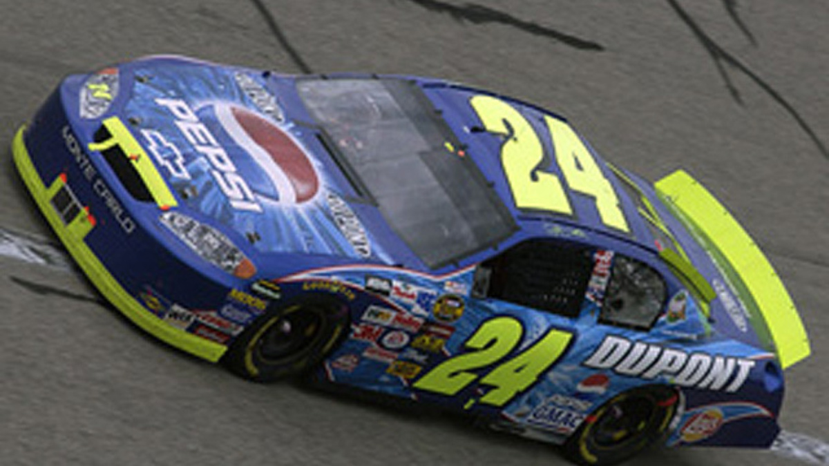 Want to Meet Jeff Gordon?