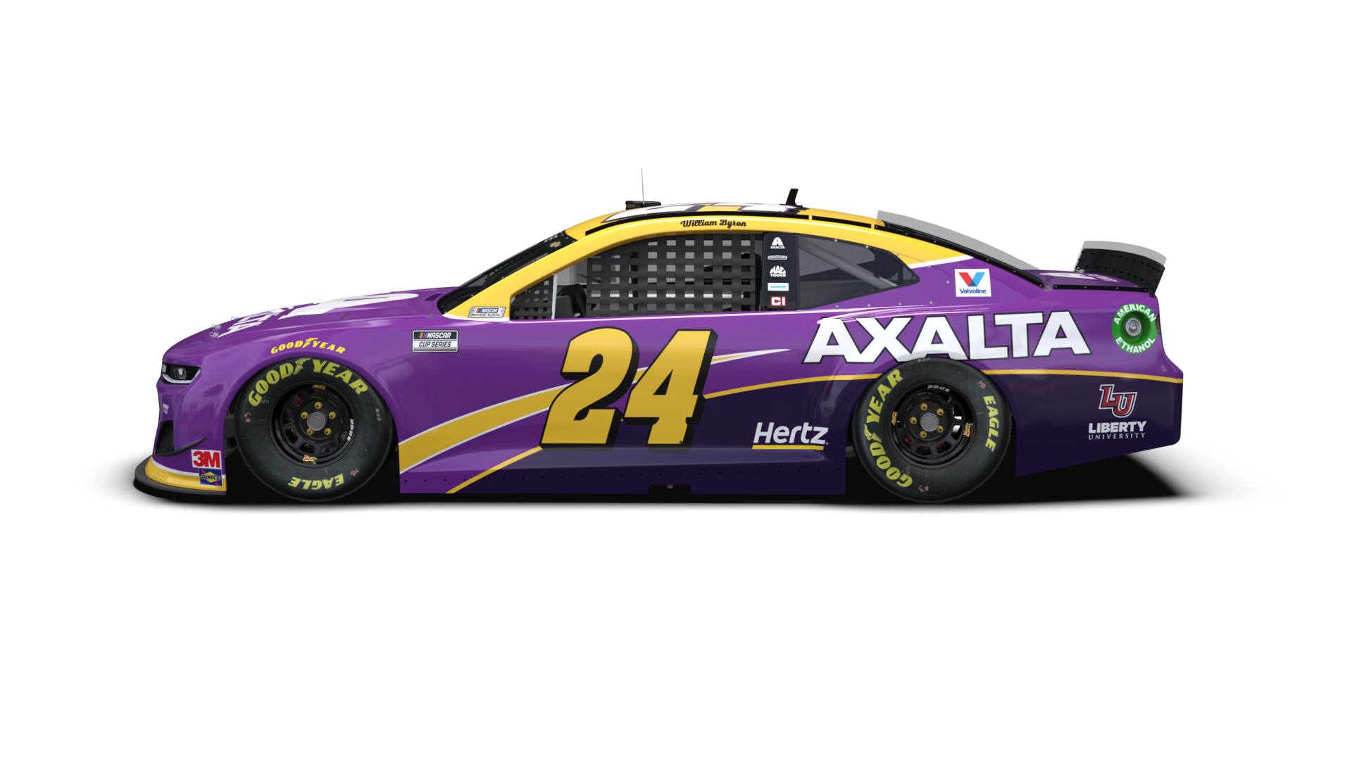 Special No 24 Axalta Tribute Car To Benefit A Favorite Kobe Bryant Charity Hendrick Motorsports