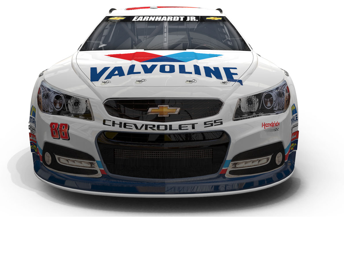a78ce18b0 Dale Earnhardt Jr. to drive 'throwback' Valvoline scheme at Darlington |  Hendrick Motorsports