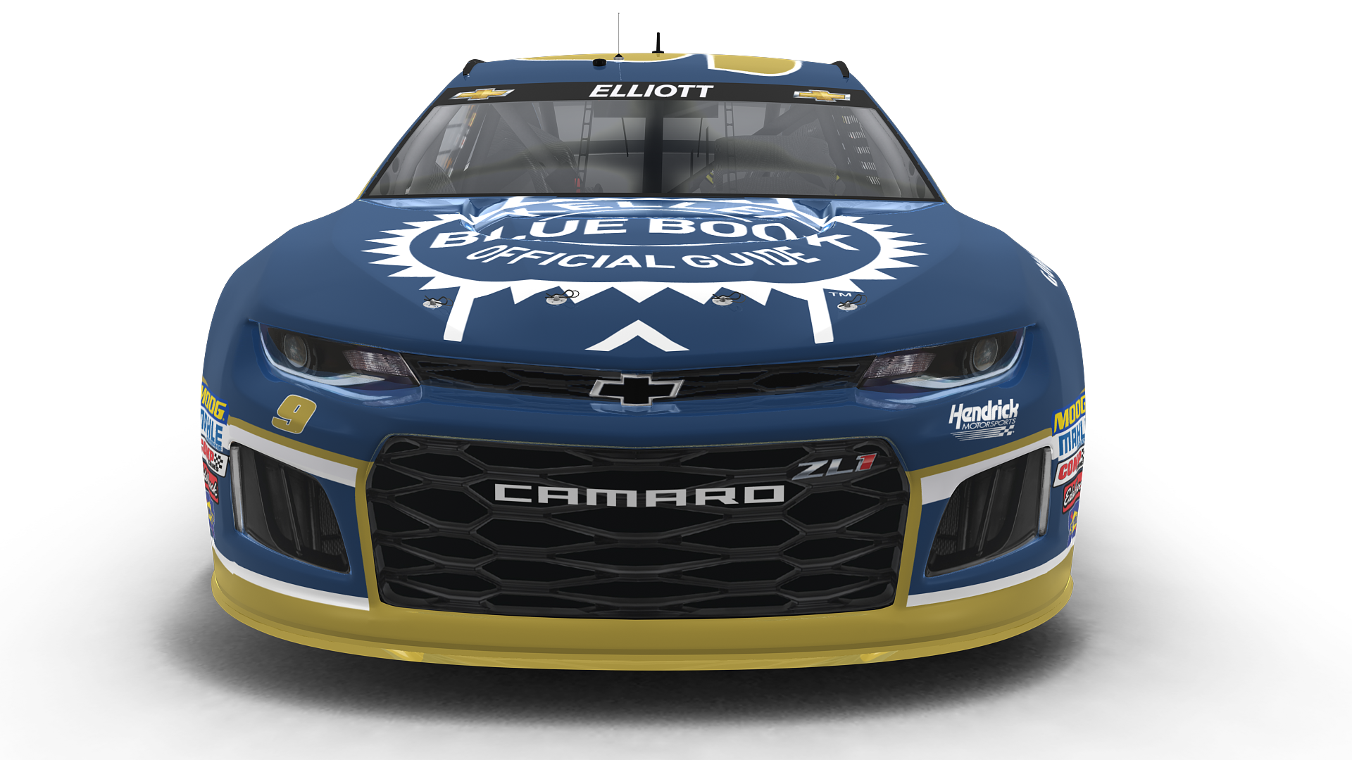 Kelley Blue Book unveils new 2018 design | Hendrick Motorsports