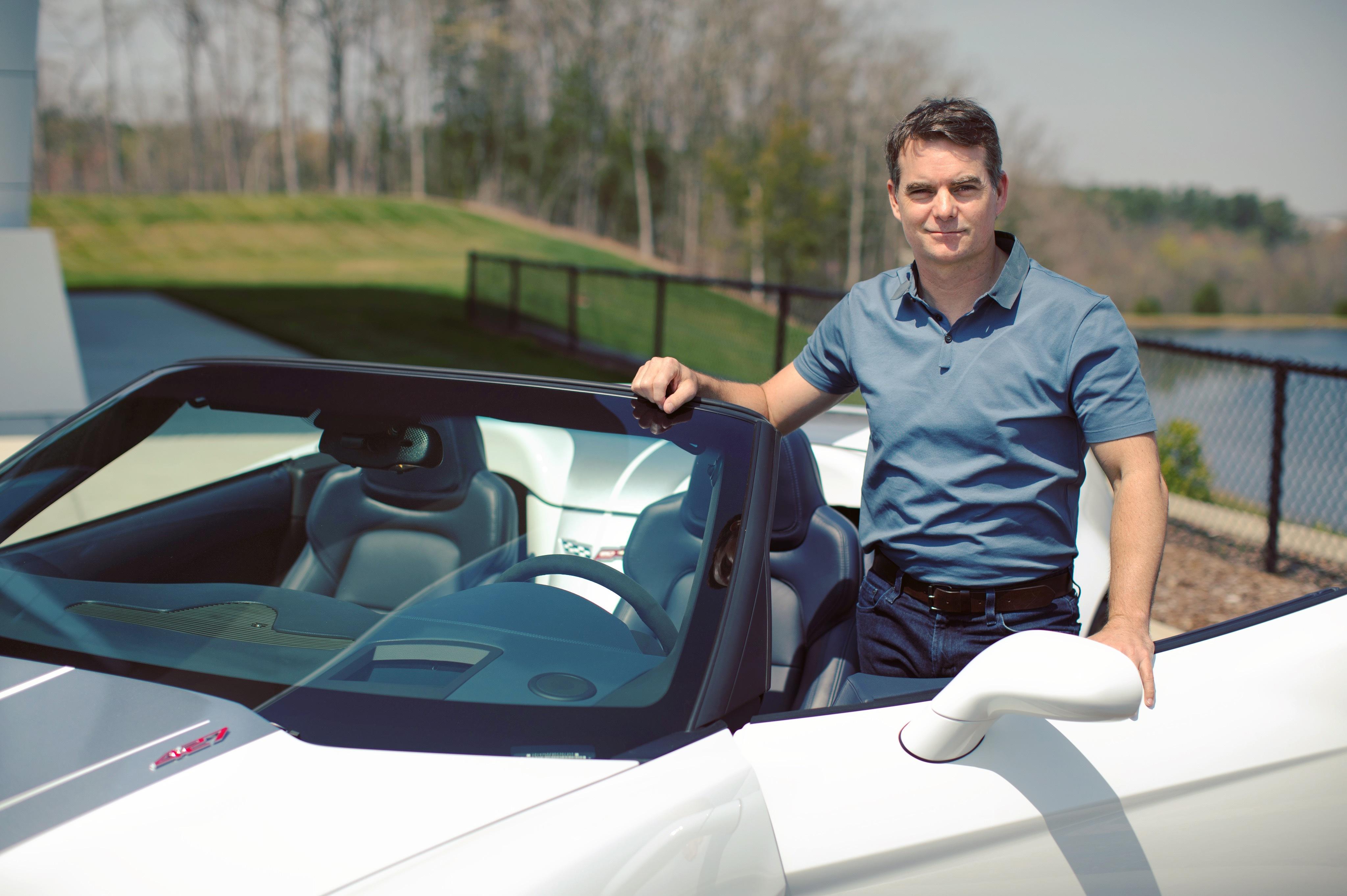 Win the keys to Jeff Gordon's personal Corvette | Hendrick