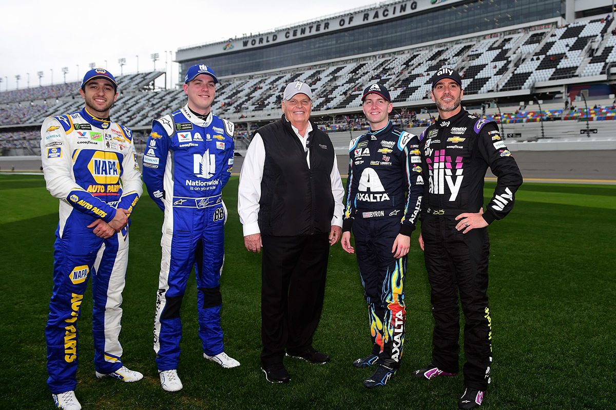 photograph relating to Nascar Printable Schedule referred to as 2020 NASCAR Cup Collection timetable launched Hendrick Motorsports