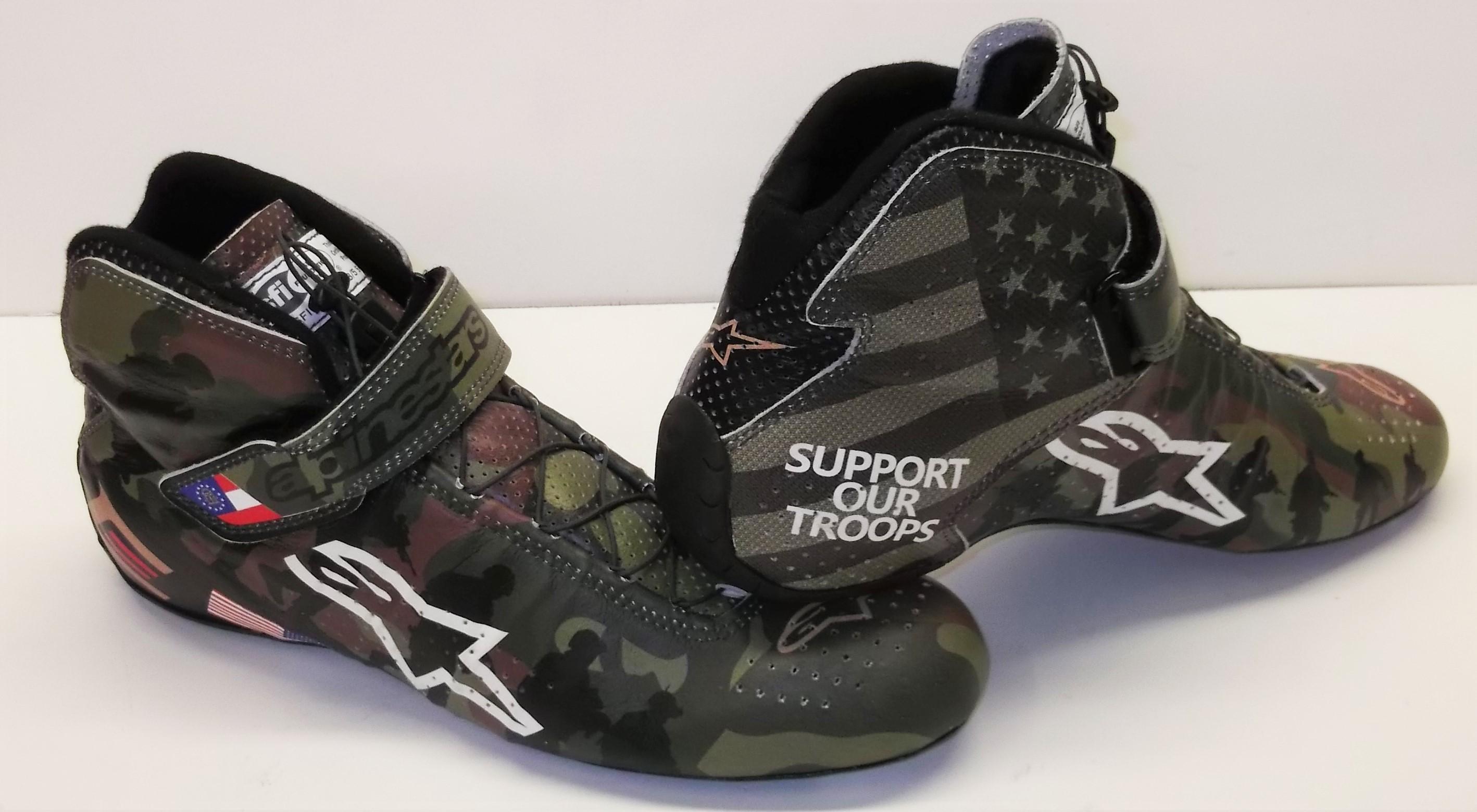 5aee1724c4b1 Elliott to wear special shoes at Daytona