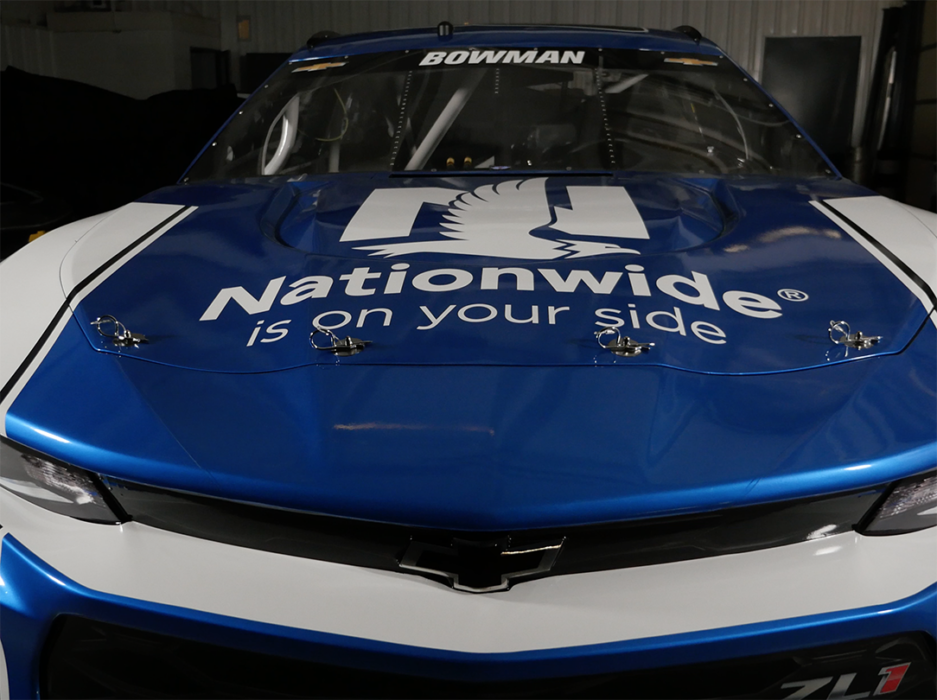Rick Hendricks Chevrolet >> Up Close: 2018 paint schemes revealed | Hendrick Motorsports
