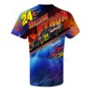 William Byron Total Print Shirt
