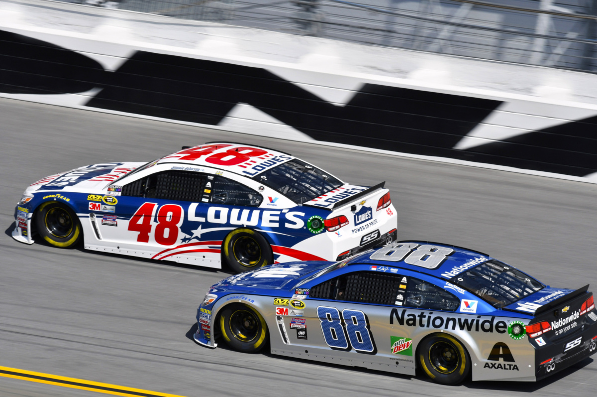 Fun Fact Friday: Seven facts to know about superspeedway race cars ...