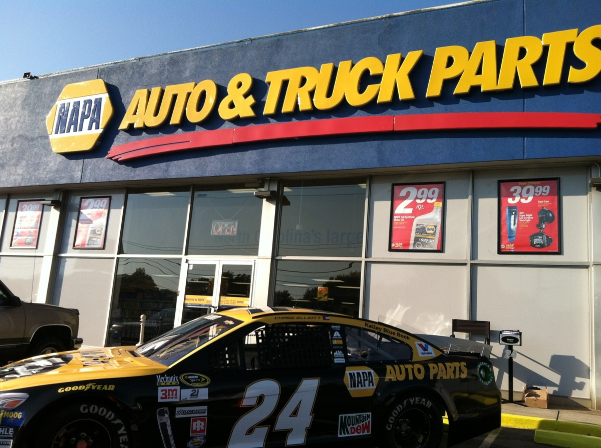 Chevrolet Auto Parts >> See The Napa Auto Parts Assurance Of Quality Chevy Up Close