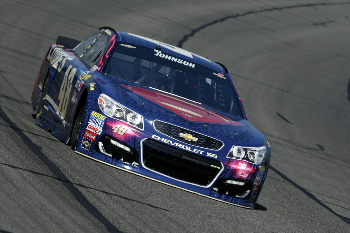 Race Recap: Johnson flies to Victory Lane at Fontana | Hendrick ...