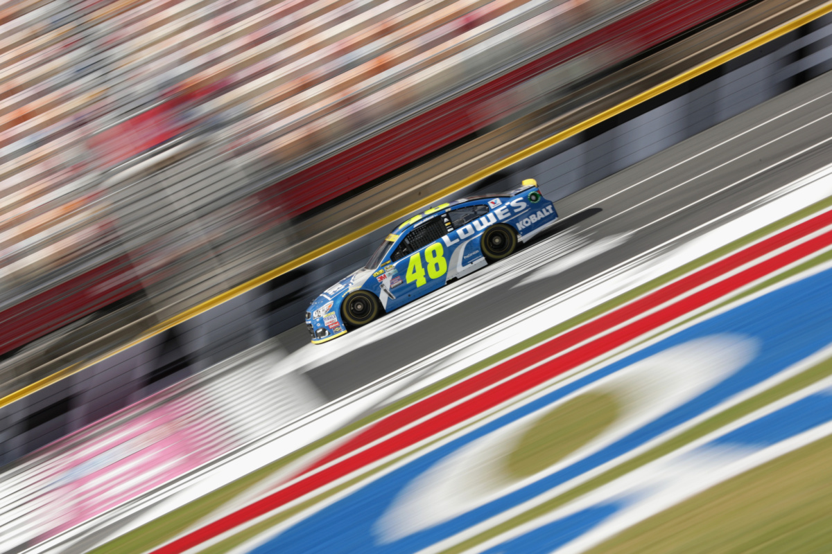 Race Recap: Johnson finds Victory Lane at Charlotte | Hendrick ...