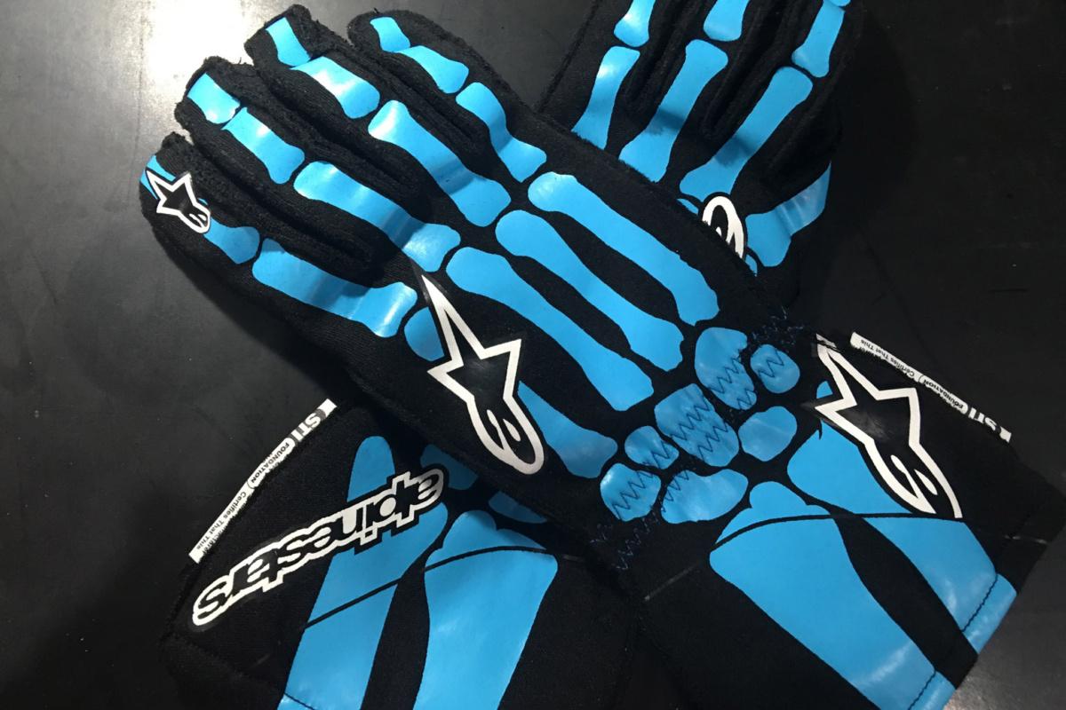 Dale jr driving gloves