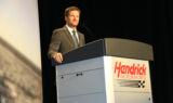 Inside Earnhardt's heartfelt press conference