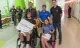 Bowman visits Nationwide Children's Hospital