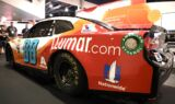 Up close: Bowman's 2019 LLumar Chevy