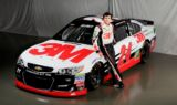 First look: Chase Elliott's 2016 3M Chevy