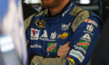 Shots of the race: Earnhardt at Atlanta