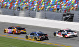 Shots of the Race: Johnson at Daytona