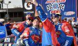Superman-sized celebration for Johnson