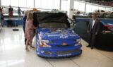 Byron's Darlington throwback scheme honors Ricky Hendrick