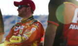 Shots of the Race: Earnhardt at Chicagoland