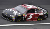 Shots of the Race: Kahne at Charlotte