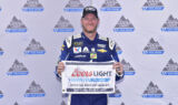 Inside Earnhardt's Daytona pole celebration